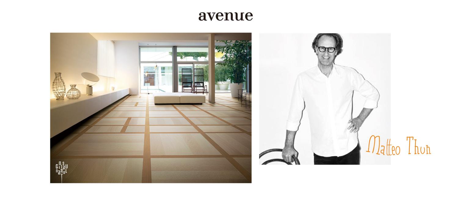 avenue Matteo Thun