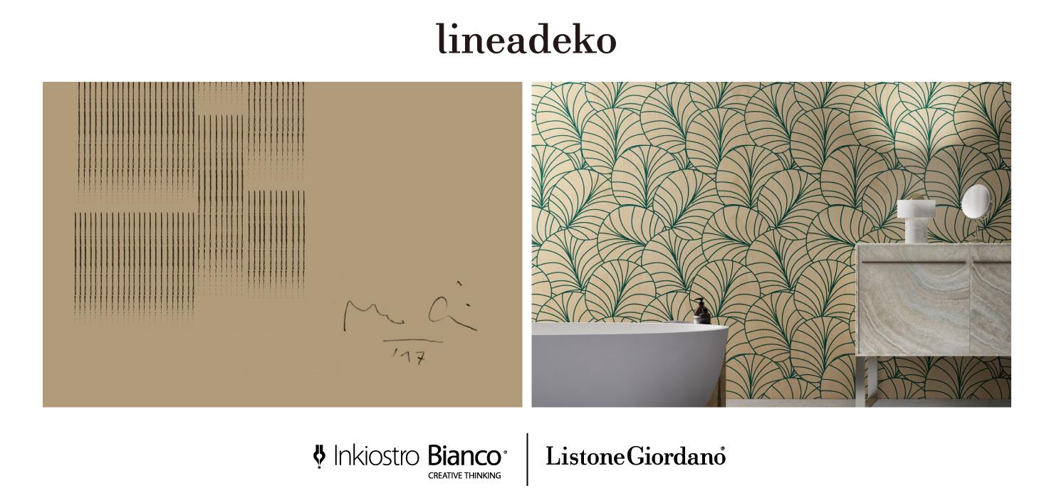 lineadeko Inkiostro Bianco | ListoneGiordano