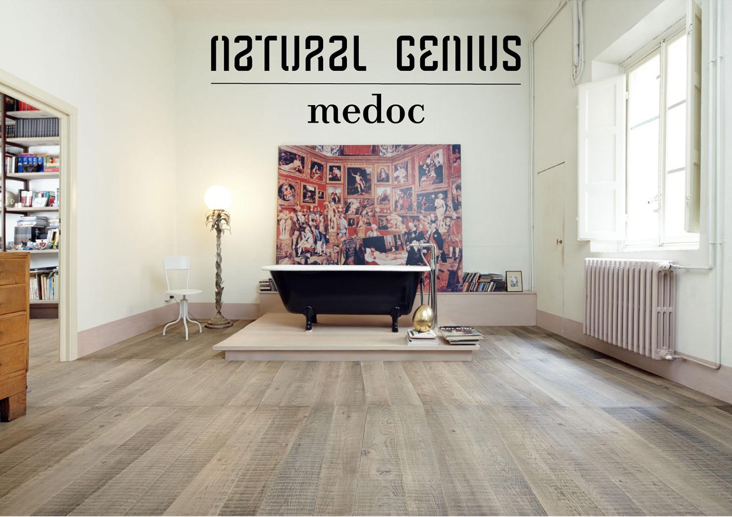 natural genius medoc