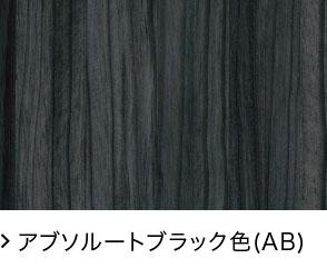 アブソルートブラック色(AB)