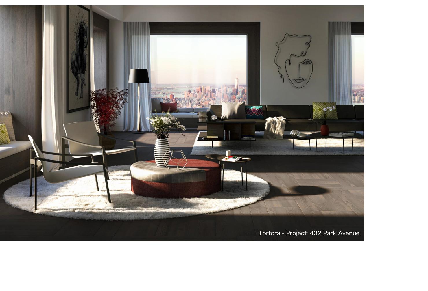 Tortora-Project:432 Park Avenue