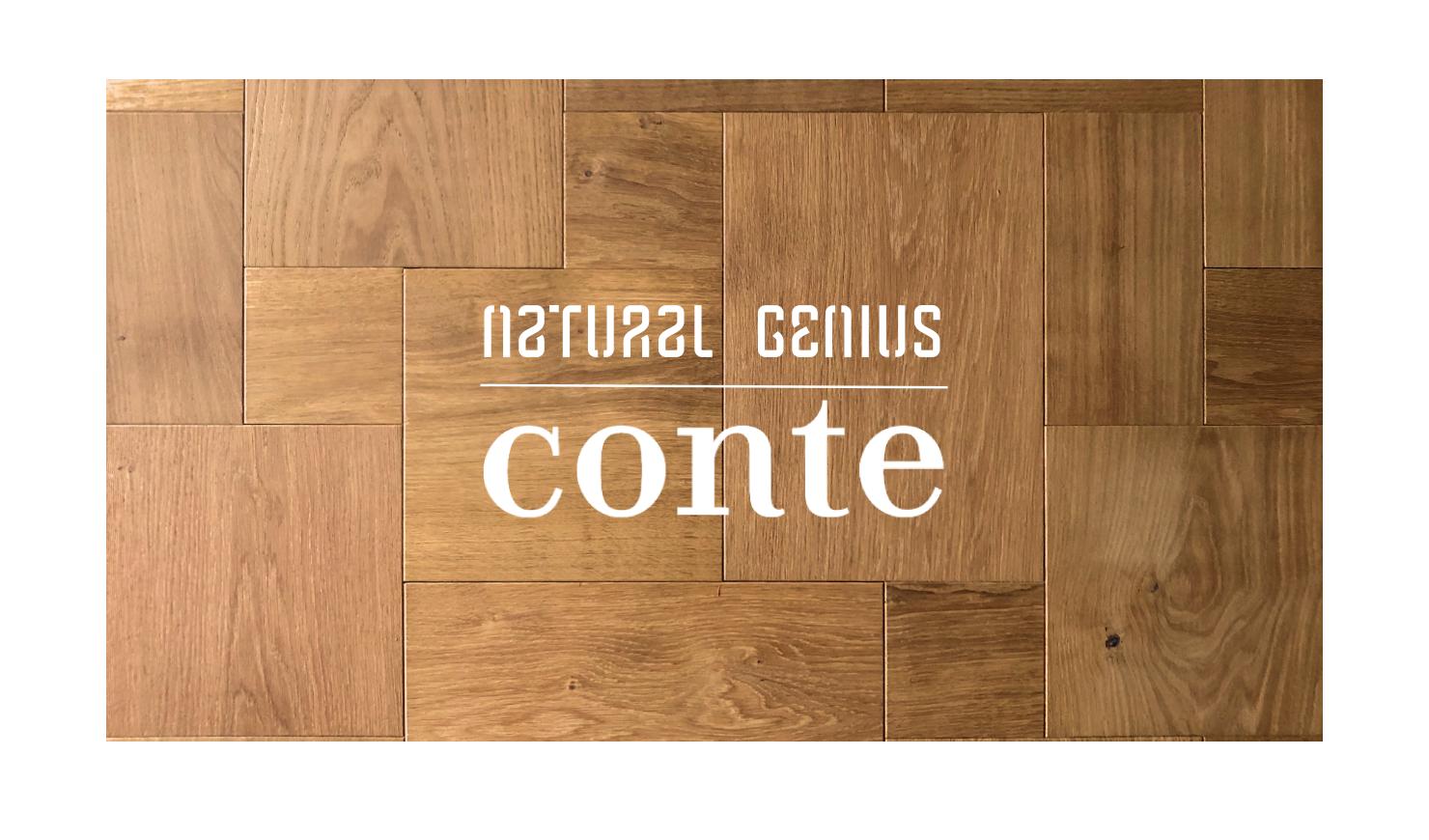 natural genius conte